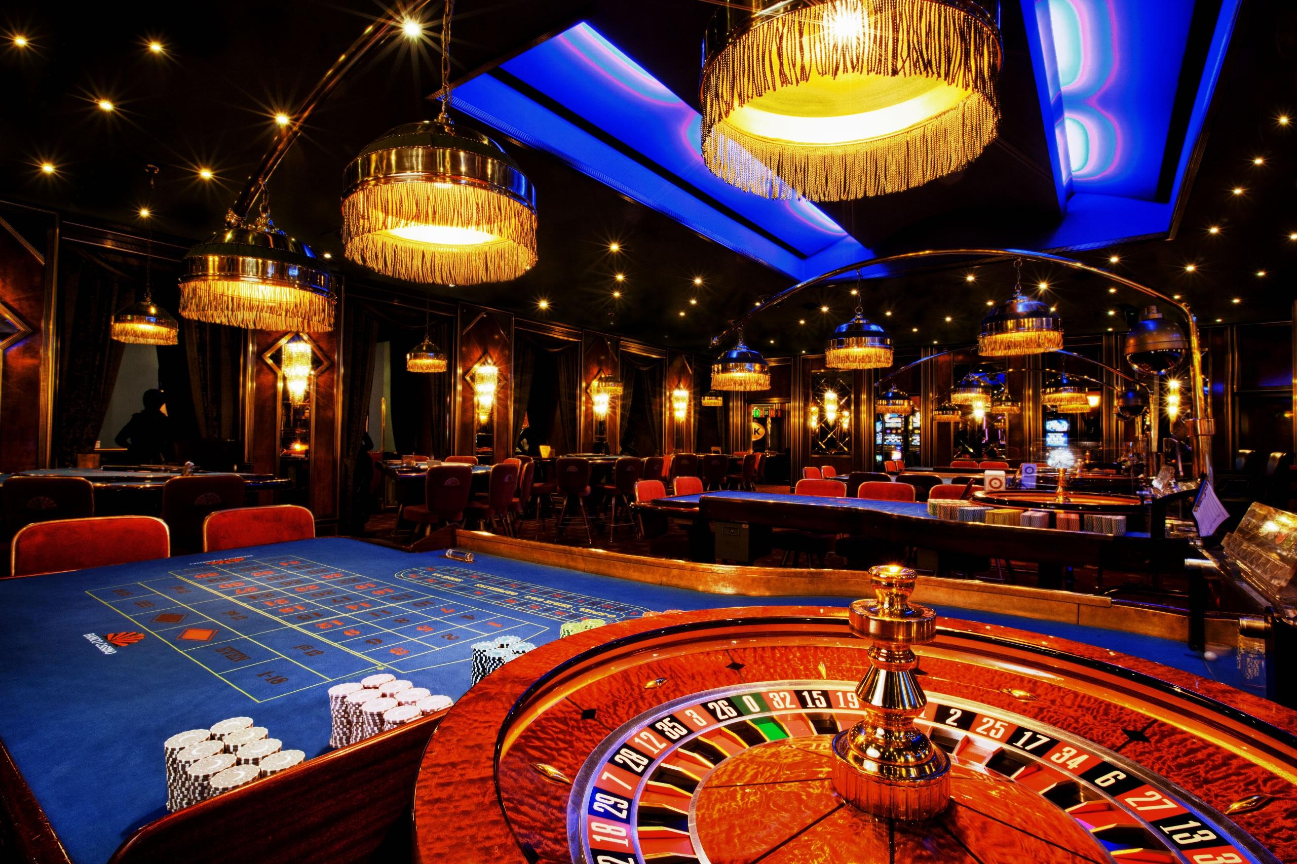 У казино ігри казино імперії