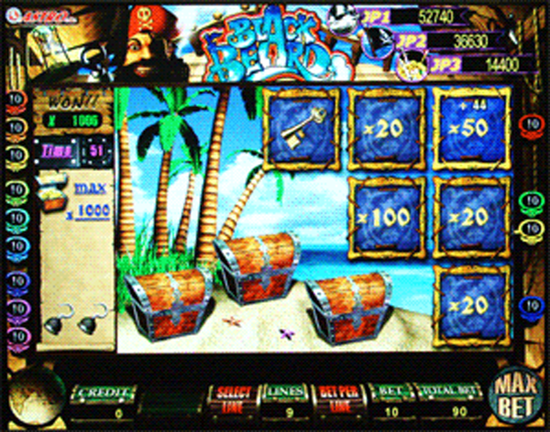 Игровой автомат Pirate Пираты играть бесплатно без