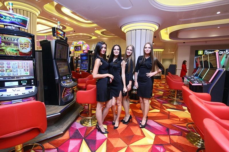 Казино в Росії Ігри казино + реальні гроші