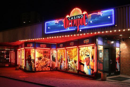 Казино Естонії Фотографія дилер в казино