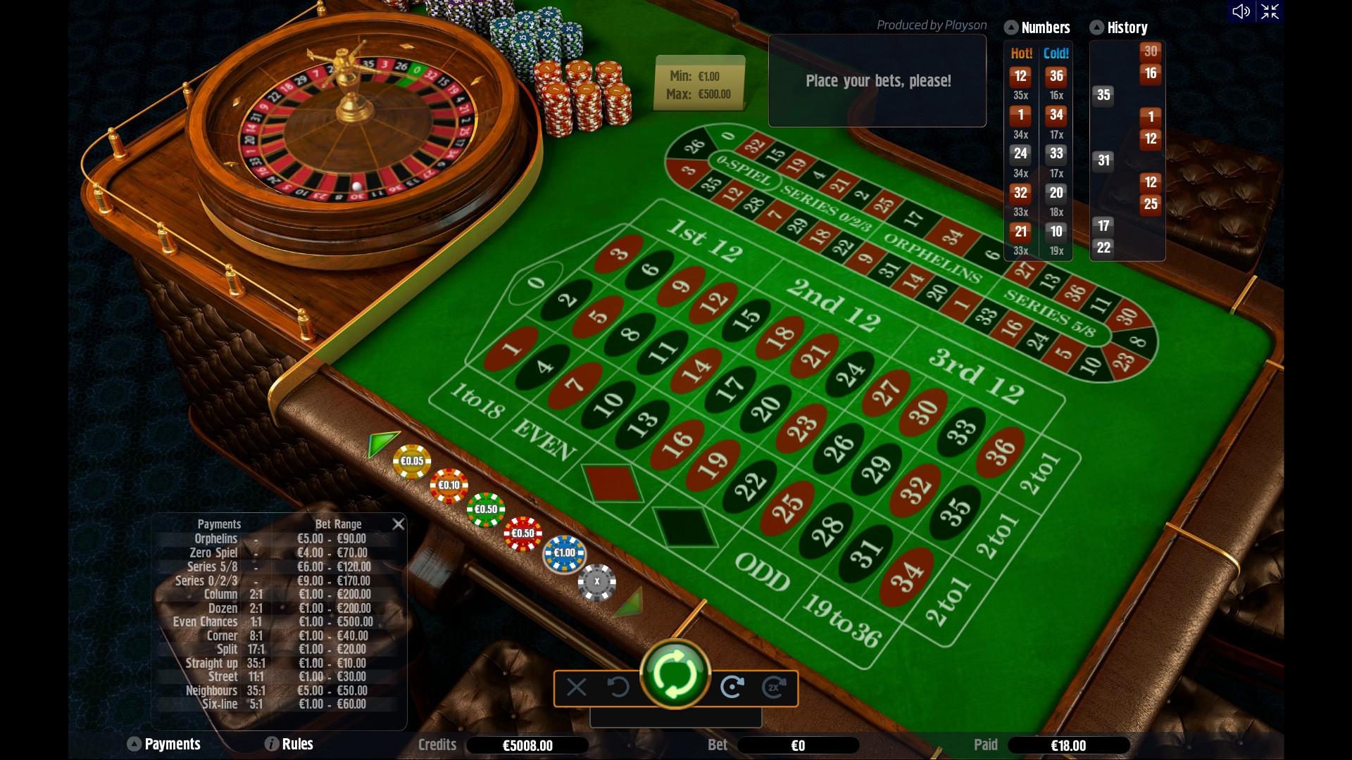 Европейская рулетка стратегии казино на плаву в майами